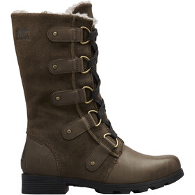 Sorel Emelie Lace Kozaki Kobiety, veg tan/major